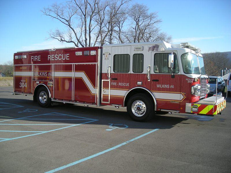 Our new heavy rescue